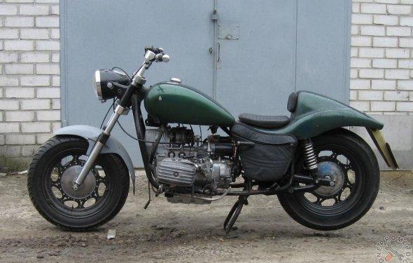 Днепр мотоцикл тюнинг