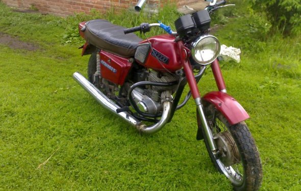 и переделки мотоцикла Иж