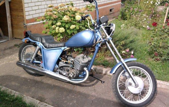 Как удлинить вилку мотоцикла