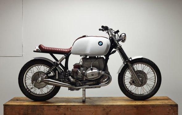 Кастом-байк BMW R100/7 DV100