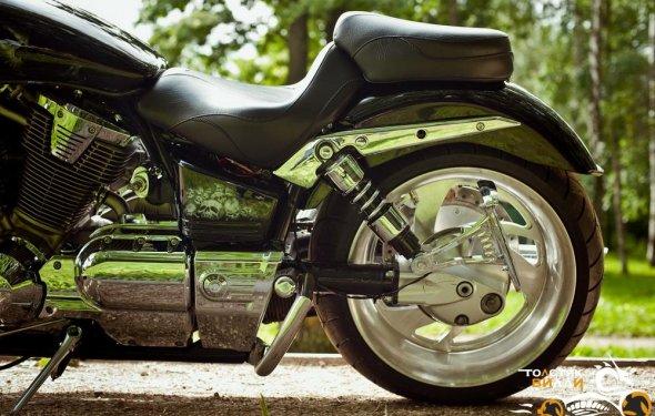 Тюнинг Honda VTX