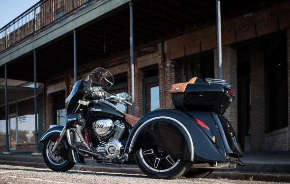 Комплект Motor Trike Tomahawk