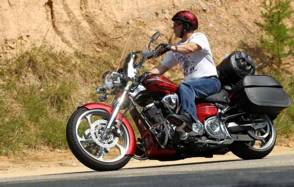 Тюнинг мотоциклов натуральной
