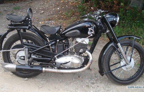 Красивые фото мотоциклов ИЖ