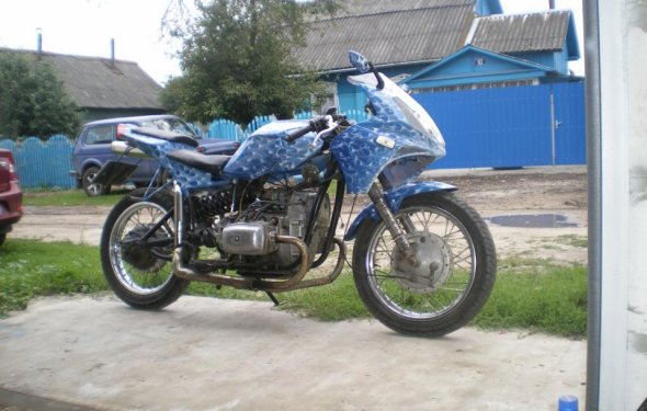 мотоцикл Днепр - 11 - Днепр