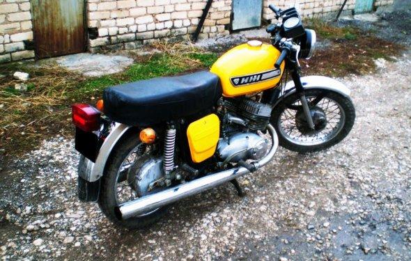мотоцикл ИЖ - Юпитер 5 - Иж