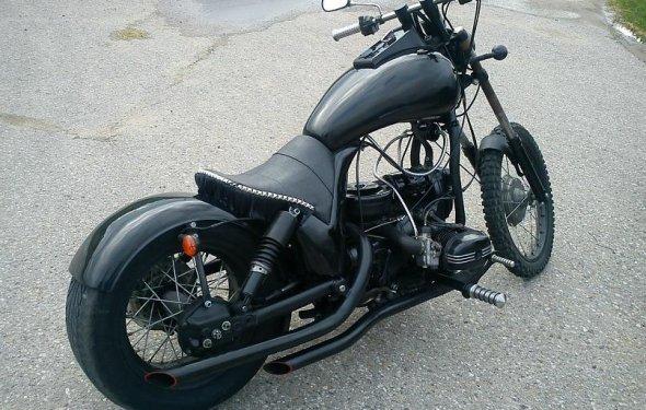 мотоцикл Урал - 8103 - Урал