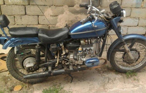 мотоцикл Урал - 8103