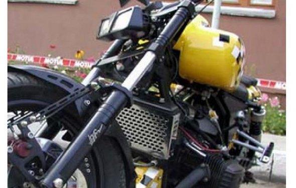 Мотоцикл Урал тюнинг двигателя