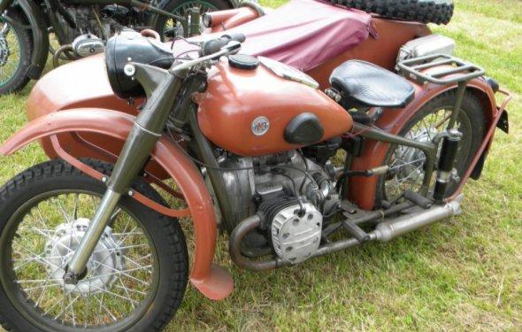 Реставрация ретро мотоциклов