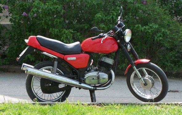 Моя Ява-634 (Севастополь)