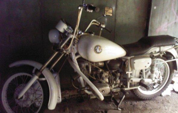 Продаю мотоцикл Урал М67-36