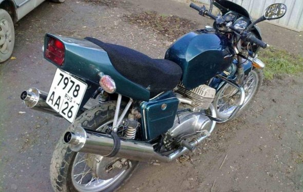 Мотоцикл ИЖ - Юпитер 5