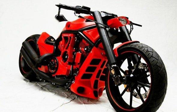 Ремонт мотоциклов и