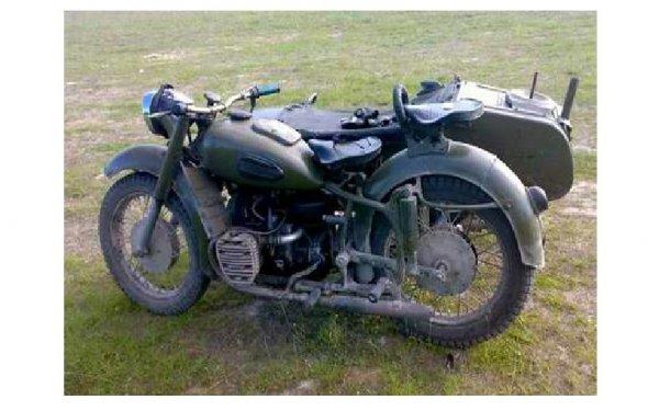 Самодельные мотоциклы Урал