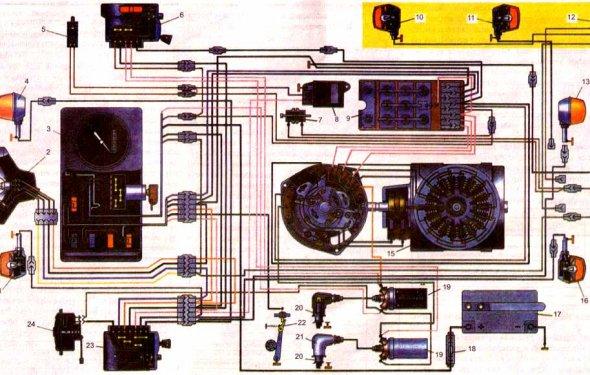 мотоцикла Иж-Юпитер 5(4)