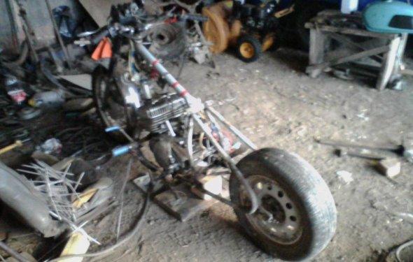 Мотоцикл ИЖ - Юпитер 4