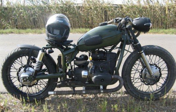Скачать Переделанные мотоциклы