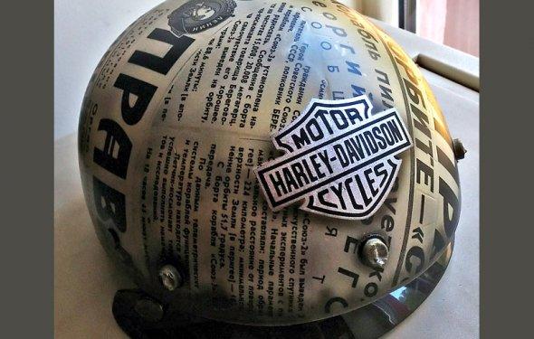 Аэрография на шлеме «