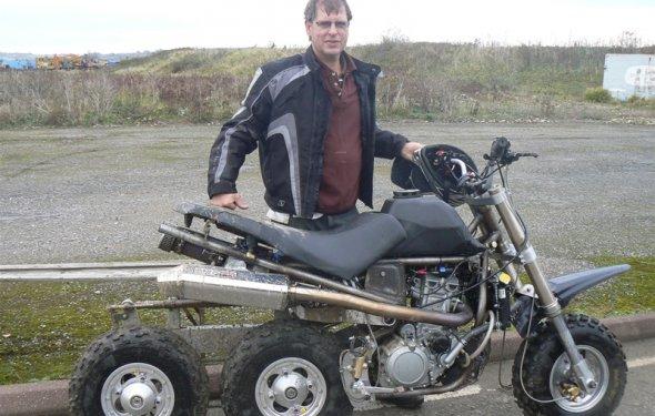 Трёхколёсный мотоцикл Dynamics