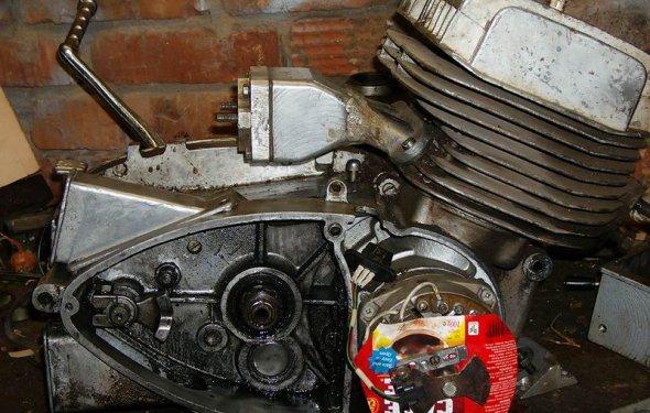Тюнинг мотоцикла ИЖ ЮПИТЕР 5