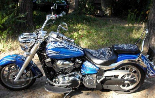 Графический тюнинг мотоциклов